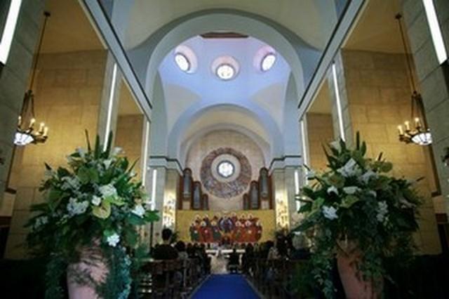 Molto Addobbi floreali matrimoni - decorazioni floreali NB06